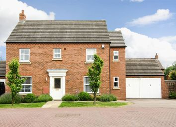 Thumbnail 4 bed detached house for sale in Stonynge Place, Darwin Park, Lichfield