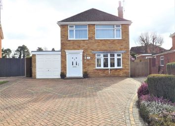 Thumbnail 3 bed detached house for sale in Manor Drive, Holbeach, Spalding
