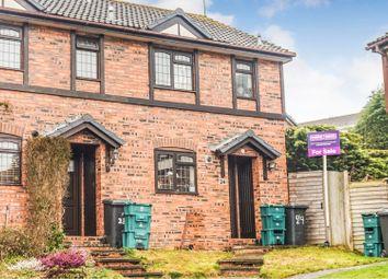 Thumbnail 2 bed terraced house for sale in Rhodfa Sant Elian, Old Colwyn