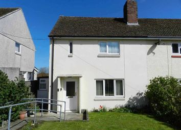Thumbnail 2 bed semi-detached house for sale in Jury Lane, Haverfordwest, Pembrokeshire