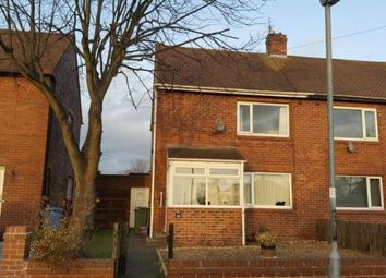 Thumbnail 2 bed semi-detached house to rent in Clifton Road, Cramlington