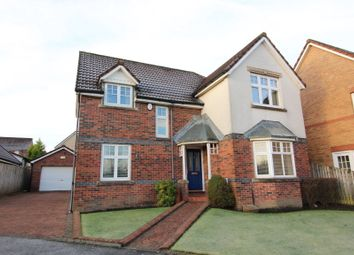 Thumbnail 4 bed detached house for sale in Sidlaw Way, Chapelhall