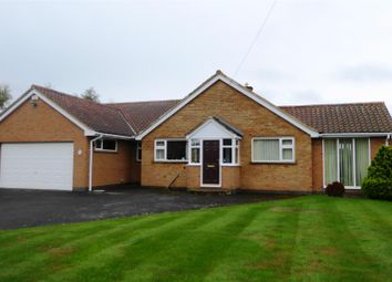 Thumbnail Detached bungalow for sale in Water Lane, Ashwell, Oakham