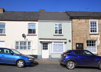 Thumbnail 2 bed terraced house to rent in New Street, Ross-On-Wye