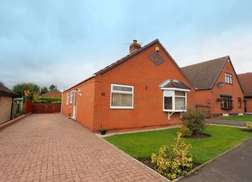 Thumbnail 3 bed detached bungalow for sale in The Green, Huthwaite, Sutton-In-Ashfield