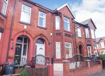 Thumbnail 6 bed terraced house for sale in Harley Avenue, Manchester