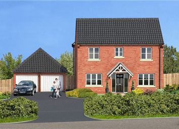 Thumbnail 5 bed detached house for sale in Hillcrest House, Norton, Old Tewkesbury Road, Norton, Gloucester