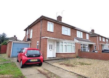 Thumbnail 3 bed semi-detached house for sale in Briar Way, Eastfield, Peterborough, Cambridgeshire