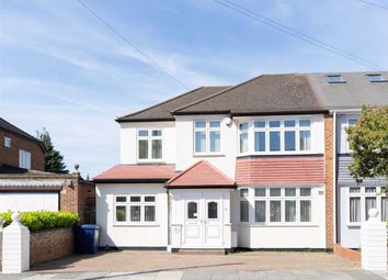Thumbnail 5 bedroom semi-detached house for sale in Sherborne Avenue, Southall, Middlesex