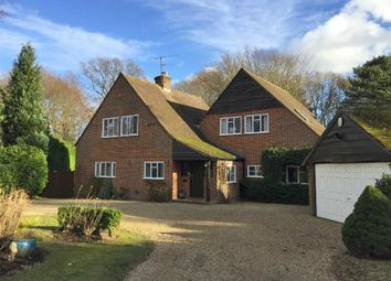 Thumbnail 5 bed detached house for sale in Orchard Road, Tewin Wood, Welwyn, Hertfordshire