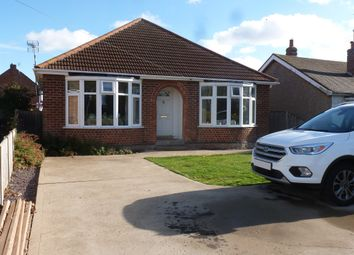 Thumbnail 3 bed detached bungalow for sale in Roman Bank, Skegness