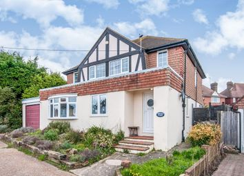 Thumbnail 4 bed detached house for sale in Lion Hill, Stone Cross, Pevensey