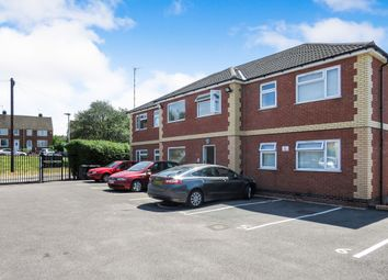 Thumbnail 1 bed flat for sale in Davenport Road, Leicester
