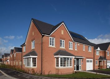 Thumbnail 4 bed detached house for sale in Audlem Road, Nantwich