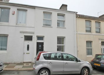 Thumbnail 2 bed terraced house for sale in Corporation Road, Plymouth