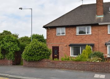 Thumbnail 3 bedroom semi-detached house for sale in North Road, Wellington, Telford, Shropshire
