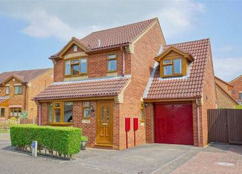 Thumbnail 3 bedroom detached house for sale in Swallow Court, St. Neots