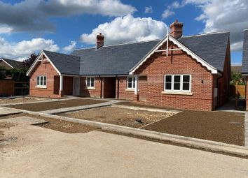 Thumbnail 3 bedroom bungalow for sale in Anchor Close, Upper Street, Stratford St. Mary, Colchester