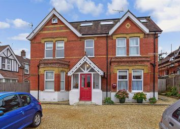 Thumbnail 2 bed flat for sale in The Avenue, Totland Bay, Isle Of Wight