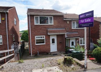 Thumbnail 2 bed semi-detached house for sale in Highthorn Road, Swinton, Mexborough