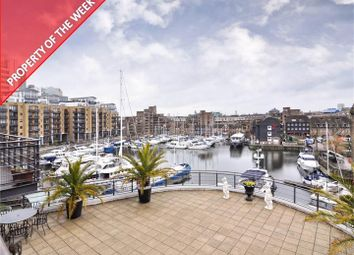 Thumbnail 2 bed flat to rent in Sanderling Lodge, St Kathrines Dock, Wapping
