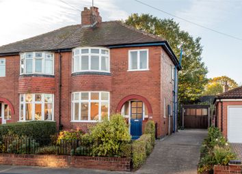 Thumbnail 3 bed semi-detached house to rent in Maple Grove, York