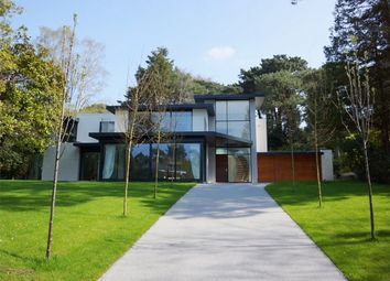 Thumbnail 5 bed detached house for sale in Bury Road, Branksome Park, Poole, Dorset