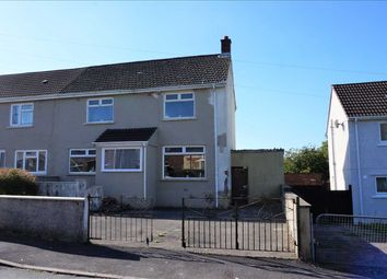 Thumbnail 3 bed semi-detached house for sale in Maesgwern, Tumble, Llanelli