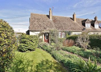Thumbnail 2 bed end terrace house for sale in The Downs, Standlake, Witney