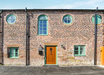 Thumbnail 3 bed barn conversion for sale in Manor Farm Courtyard, Moore, Warrington, Cheshire