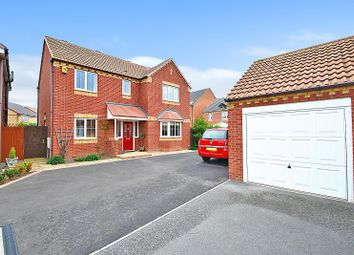 Thumbnail 4 bedroom detached house for sale in Cranfleet Way, Long Eaton, Nottingham