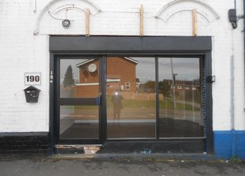 Thumbnail Retail premises to let in Edward Road, Birmingham