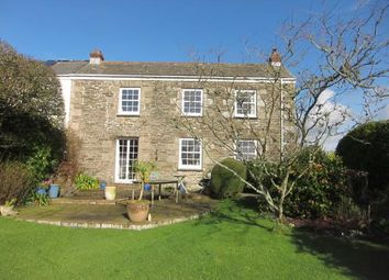 Thumbnail 4 bedroom semi-detached house for sale in Roseland Peninsula, Truro, Cornwall