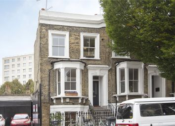 Thumbnail 2 bed flat for sale in Poole Road, Victoria Park, London