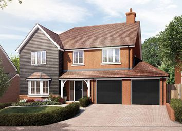 """Thumbnail 5 bedroom detached house for sale in """"The Turnland"""" at Gardeners Hill Road, Wrecclesham, Farnham"""