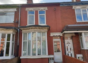 Thumbnail 3 bed terraced house for sale in Frodingham Road, Scunthorpe