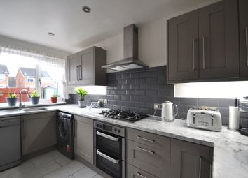 Thumbnail 3 bed end terrace house for sale in Coverdale, Sutton Park, Hull