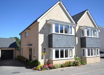Thumbnail 3 bed semi-detached house for sale in Greenway Gardens, Budleigh Salterton, Devon