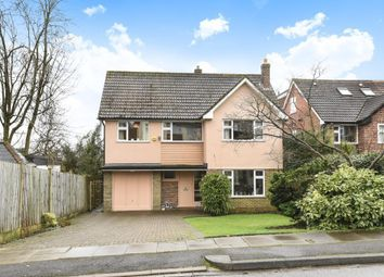 Thumbnail 4 bedroom detached house to rent in Manor Side, Barnet