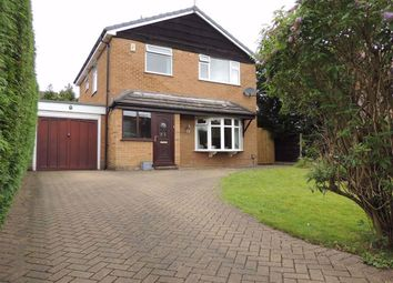 Thumbnail 4 bed detached house for sale in Chester Road, Hazel Grove, Stockport