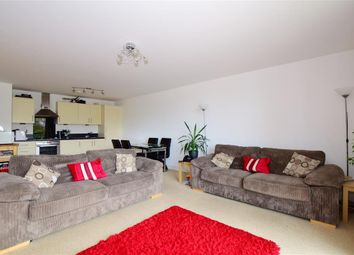 Thumbnail 2 bed flat for sale in Sandling Lane, Penenden Heath, Maidstone, Kent