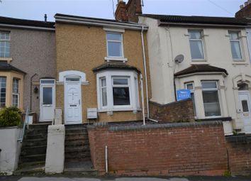 Thumbnail 2 bed terraced house for sale in Eastcott Hill, Swindon