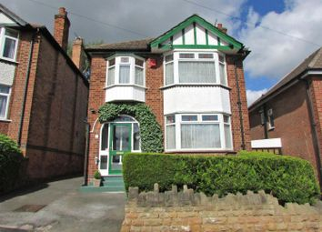 Thumbnail 3 bed detached house for sale in Hartington Avenue, Carlton, Nottingham