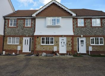 Thumbnail 2 bed terraced house to rent in Long Beach Close, Sovereign Harbour North, Eastbourne