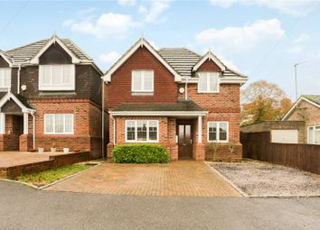 Thumbnail 4 bed detached house for sale in Kiln Road, Newbury, Berkshire