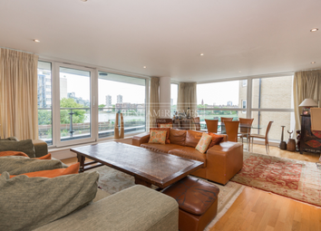 Thumbnail 3 bed flat to rent in The Boulevard, Fulham