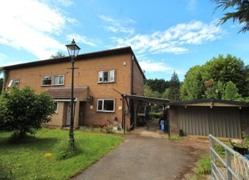 Thumbnail 3 bed semi-detached house for sale in South Road, Cold Meece, Stone