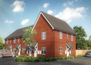 Thumbnail 2 bed terraced house for sale in Ashdon Road, Saffron Walden