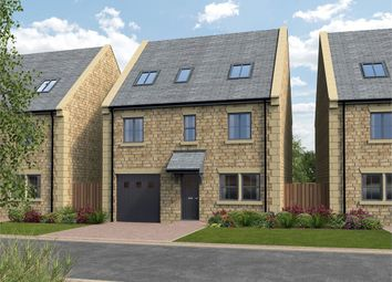 Thumbnail 4 bed detached house for sale in Lakeside View Plot 3, Church Street, Greasbrough, Rotherham, South Yorkshire