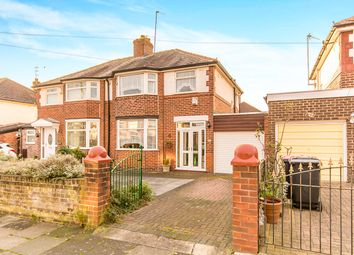 Thumbnail 3 bed semi-detached house for sale in Lostock Road, Salford
